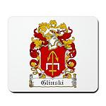 Glinski Family Crest Mousepad