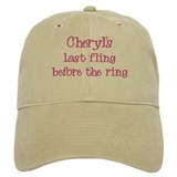 Cheryls last fling Cap