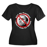 Anti Obama Not My President (Front) T