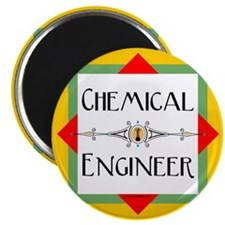 Chemical Engineer Line Magnet