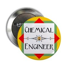 "Chemical Engineer Line 2.25"" Button (10 pack)"