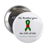 "Brother Donor 2.25"" Button (10 pack)"