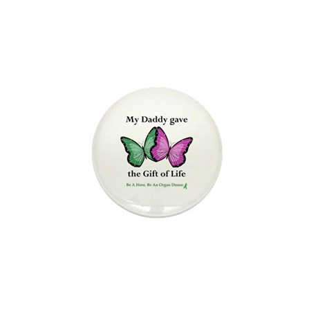 Daddy Gift Mini Button