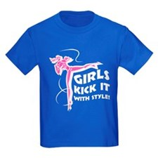 Girls Kick It with Style 2 T