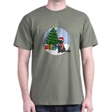 Newfoundland Christmas T-Shirt