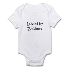 Cute Zachery Infant Bodysuit