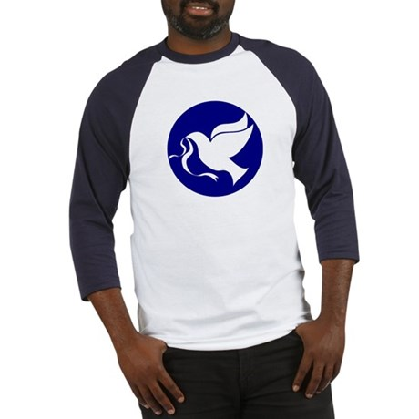 Peace Dove Baseball Jersey