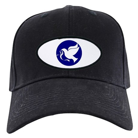 Peace Dove Black Cap