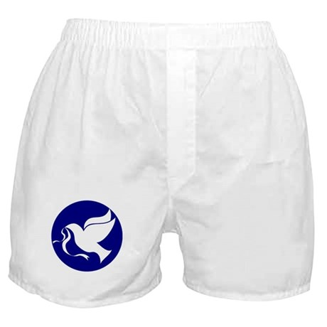 Peace Dove Boxer Shorts