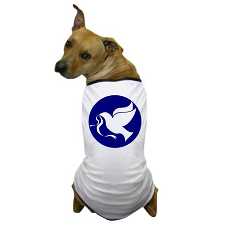 Peace Dove Dog T-Shirt