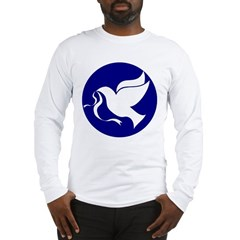Peace Dove Long Sleeve T-Shirt