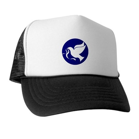 Peace Dove Trucker Hat