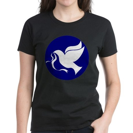 Peace Dove Women's Dark T-Shirt