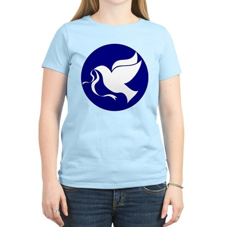 Peace Dove Women's Light T-Shirt