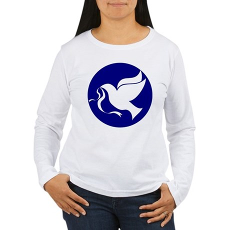 Peace Dove Women's Long Sleeve T-Shirt