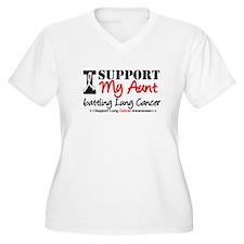 Support Lung Cancer Awareness T-Shirt