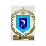 DECHAINE Family Crest Rectangle Magnet