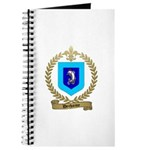 DECHAINE Family Crest Journal