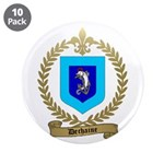 "DECHAINE Family Crest 3.5"" Button (10 pack)"