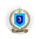 "DECHAINE Family Crest 3.5"" Button"