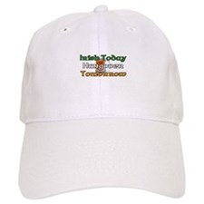 Irish Today Hungover Tomorrow Baseball Cap