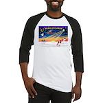 XmasSunrise/Cavalier #2 Baseball Jersey
