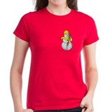 Snowman Surveyor Tee