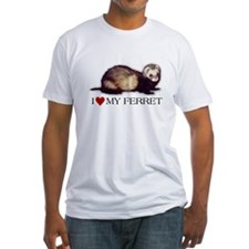 I love my ferret Shirt