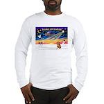 XmasSunrise/Brusels Griffon Long Sleeve T-Shirt