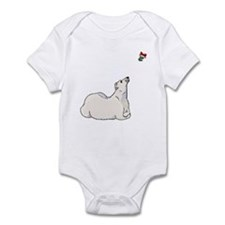 Kiss a Polar Bear Infant Bodysuit