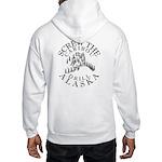 Screw Caribou Hooded Sweatshirt