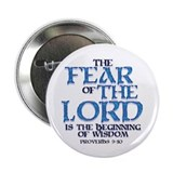 "Fear of the Lord 2.25"" Button (100 pack)"