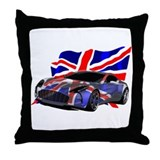 Aston Martin Throw Pillow