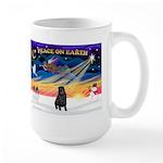 XmasSunrise/Shar Pei Large Mug
