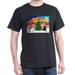 XmasMusic2/Shar Pei Dark T-Shirt