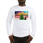 XmasMusic2/Shar Pei Long Sleeve T-Shirt