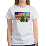 XmasMusic2/Shar Pei Women's T-Shirt