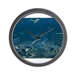 Sweet Hideout of Denial: Wall Clock