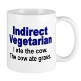 Indirect Vegetarian Mug