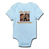 Silly Liberal Infant Bodysuit