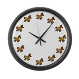 Horse Nut Clock