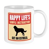 Estrela Mountain Dog Small Mug