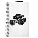 Monster Pickup Truck Journal