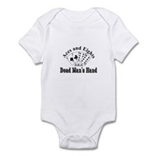 Aces and Eights Infant Bodysuit
