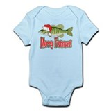 Merry Fishmas Infant Bodysuit