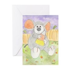"""Trick-or-Eek!"" Greeting Cards (Pk of 10)"