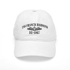 USS FRANCIS HAMMOND Baseball Cap