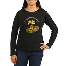 Happy Thanksgiving Pumpkins T-Shirt