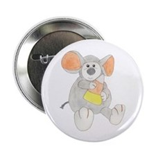 """Trick-or-Eek!"" 2.25"" Button (100 pack)"