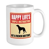 French Brittany Ceramic Mugs
